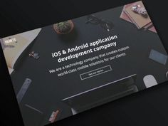 Dribbble - Yalantis.com — Redesign & Interactions by Ko-t