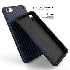 럭셔리 Elegent 높은 품질의 탄소 섬유 소프트 케이스 아이폰 5 5 초 SE 가죽 피부 3D 질감 타이어 수비수 커버 SE