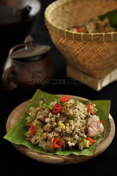 Traditional Sundanese cuisine, cheap yet delicious