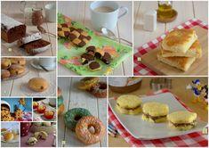 Merenda per la scuola, raccolta con 10 ricette per tutti i gusti: una merenda sana, genuina, energizzante e adatta ad affrontare la giornata scolastica