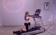 The #Treadmill #Walking #Workout That Tones Your #Butt