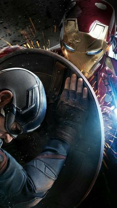 "Wallpaper for ""Captain America: Civil War"" , Wallpaper for ""Captain America: Civil War"" , – Marvel Marvel Avengers, Marvel Comics, Marvel Art, Marvel Heroes, Avengers Memes, Comics Spiderman, Thor Superhero, Iron Man Avengers, Deadpool Wallpaper"