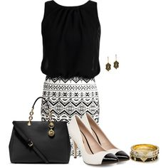 Aztec, created by cnh92 on Polyvore