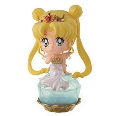 Ichiban Kuji - Sailor Moon Pretty Treasures - A Prize Neo Queen Serenity Kyun Chara