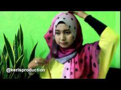 Tutorial Hijab (Chusnul Cuby) Part - 05 ( Kerudung Pasmina )