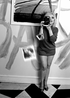 Debbie featured in Flatt Magazine 2014 Music Film, Art Music, Dolly Parton Pictures, Girls With Cameras, Film Icon, Blondie Debbie Harry, Iconic Women, Black And White Photography, Nyc