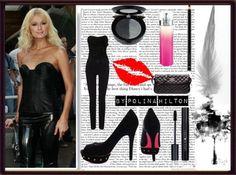 Paris Hilton's Style: Paris Hilton's different looks ♥ by Polina HIlton H.U.G.E.!