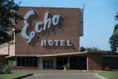 The Echo Hotel. Edinburg, Texas.