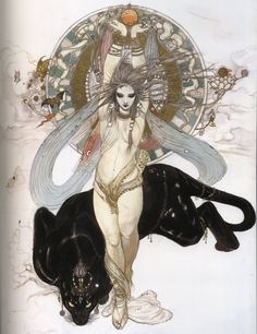 Amano http://aponya.ru/images/4394a2f00dfd56dc4deae5a829f61ffc.jpeg ★ || CHARACTER DESIGN REFERENCES | キャラクターデザイン  • Find more artworks at https://www.facebook.com/CharacterDesignReferences & http://www.pinterest.com/characterdesigh