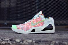 new style 0583a f0987 Kobe 9 WTK Elite Low   Danklefs Conversion Nike Huarache, Scarpe Kobe,  Jordan Shoes