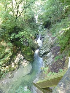 Glasenbachklamm Salzburg, Waterfall, Nice, Places, Outdoor, Outdoors, Waterfalls, Outdoor Games, Rain