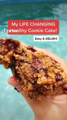 Healthy Deserts, Healthy Sweets, Healthy Dessert Recipes, Healthy Baking, Healthy Snacks, Diy Snacks, Fun Baking Recipes, Cooking Recipes, Kreative Desserts