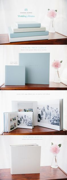 Collection of Queensberry Albums | Vanessa Norris Photographer