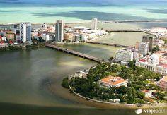 PERNAMBUCO (Southeast), Capital Recife.