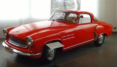 Wartburg 313-1 Roadster Hardtop
