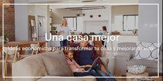 6 proyectos sencillos que van a transformar tu casa, por menos de 200€ #proyectos #tranformar #reforma #casa #hogar #servicios #limpieza #dinero #pintura #pintores #habitacion #presupuestos #medio #españa #ventanas #manita #zaask #zaaskit #pro