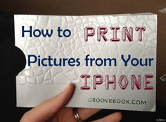 how to print smartphone pictures