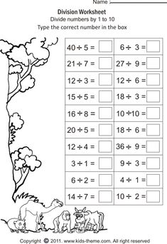 math worksheet : multiplying and iding by 10 part 2  math  pinterest  : Grade 2 A B C Division Worksheet