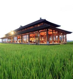 Chedi Club at Tanah Gajah in Ubud, Bali. Bamboo Architecture, Tropical Architecture, Residential Architecture, Thai House, Resort Villa, Bali Resort, Farm Stay, Forest House, Tropical Houses