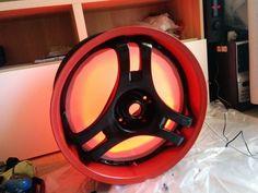 System unit from the wheel rim Wheel Rim, Online Games, Decor, Decoration, Decorating, Deco