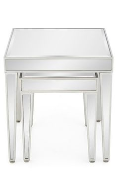 Buy Fleur Nest Of Tables from the Next UK online shop Next Uk, Vanity Bench, Living Room, Nest, Tables, Stuff To Buy, Furniture, Uk Online, Home Decor