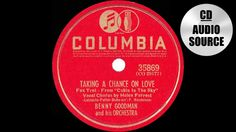 1943 HITS ARCHIVE: Taking A Chance On Love - Benny Goodman (Helen Forres...