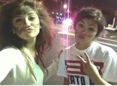 Daniela Nieves & Paola Andino.❤