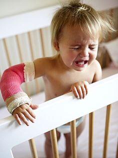 Cuidado con las fracturas frecuentes en niños