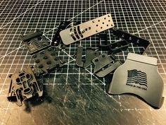 If you want extra or need another mounting option. Custom Holsters, Hardware, Accessories, Computer Hardware, Jewelry Accessories
