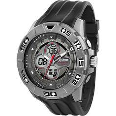 7f577d98c15 Relógio Masculino X Games Anadigi Preto XMPPA134 P1PX no Submarino.com