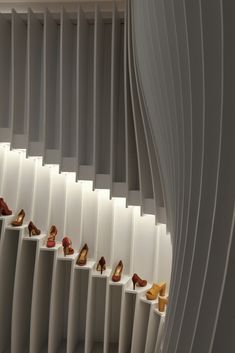 Gallery - 'Importance of Walking' Store / PRAXiS d'ARCHITECTURE - 10
