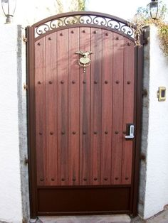 Courtyard Gates Archives - Whiting Iron and Great Gates in Phoenix AZ