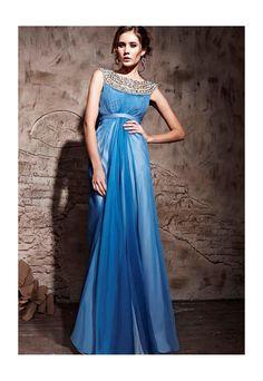Bejewel Evening Dress in Blue | MugoLaModa | ASOS Marketplace