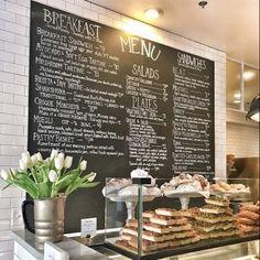 Tatte Bakery & Cafe, Boston, MA
