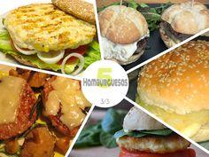 No nos cansamos de ver y probar recetas de hamburguesas caseras