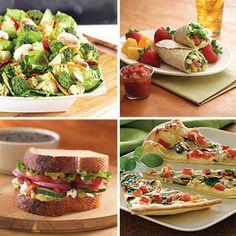 Best Vegetarian Restaurant Meals | CookingLight.com