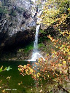 Ευβοια Greece, Waterfall, Lighting, Outdoor, Greece Country, Outdoors, Light Fixtures, Lights, Rain