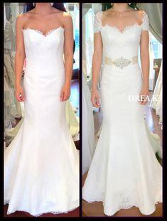 1000 images about wedding dress alterations on pinterest wedding dressses gowns and bridal shops. Black Bedroom Furniture Sets. Home Design Ideas