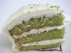 Heidi Bakes: Trisha Yearwood's Key Lime Cake