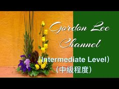 插花, Arrangement,Arreglo floral,Sắp xếp hoa, thiết kế ,Цветочная композиция,M-03 - YouTube