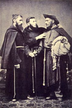 Brazilian friars