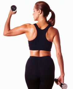 6 эффективных упражнений для борьбы с дряблостью рук
