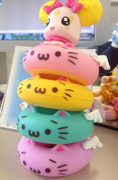 Not sure what they are. Cute Kawaii #pastel things