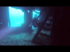Scuba Dive Florida - Thunderbolt Wreck Key West 2 - GoPro 2014 - http://www.florida-scubadiving.com/florida-scuba-diving/scuba-dive-florida-thunderbolt-wreck-key-west-2-gopro-2014/