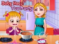 Baby Hazel is playing role of a host at Tea Party organized by her with Princess theme. Play Baby Hazel tea Party game on topbabygames.com at http://www.topbabygames.com/baby-hazel-tea-party.html