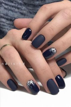 52 winter nail colors and designs, mismatched nail colors, mismatched nail designs, winter nail designs nail art designs, nail designs Nail Art Designs, Elegant Nail Designs, Winter Nail Designs, Winter Nail Art, Colorful Nail Designs, Elegant Nails, Winter Nails, Spring Nails, Square Gel Nails