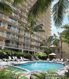 Courtyard by Marriott - Honolulu $140/night