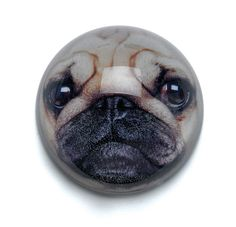 Pug paperweight available at www.ilovepug.co.uk (post worldwide)
