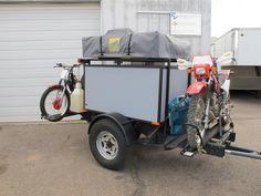 FS: Expedition/Moto trailer in Colorado - Expedition Portal