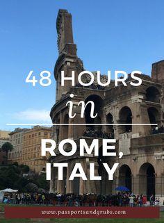 Rome is Italy's capi